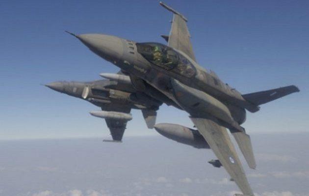 Πέρασε το νομοσχέδιο για την αναβάθμιση των F-16
