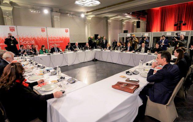 Οι Ευρωσοσιαλιστές υιοθέτησαν το αίτημα Τσίπρα: Επιπλέον κυρώσεις τώρα στην Τουρκία