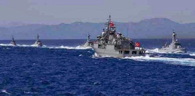 Oι Τούρκοι ανακοίνωσαν NAVTEX στο κέντρο του Αιγαίου