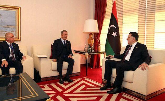 Στο Κατάρ συναντήθηκαν Σαράτζ και Ακάρ – Συνωμότησαν κατά της Ελλάδας και της Δύσης