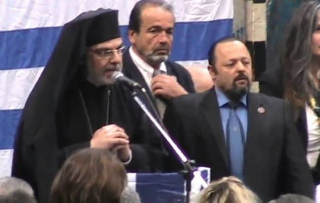 Ο «Αρχιεπίσκοπος» του Σώρρα έγινε αρχιμανδρίτης των Ρώσων στην Ελλάδα