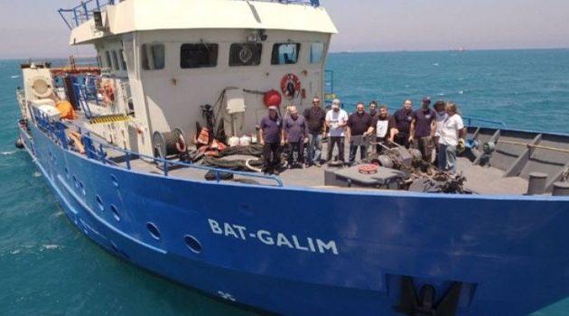 Τουρκικό πολεμικό πλοίο έδιωξε ισραηλινό ερευνητικό από την κυπριακή ΑΟΖ