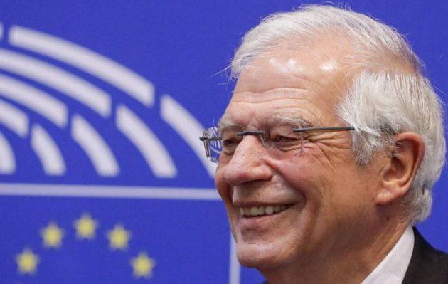 Μπορέλ: «Απόλυτη αλληλεγγύη προς την Ελλάδα και την Κύπρο»