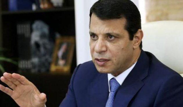 Η Τουρκία επικήρυξε με 1,75 εκ. δολάρια τον Παλαιστίνιο πολιτικό Μοχάμεντ Νταχλάν