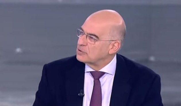 Ο Δένδιας προειδοποίησε: «Εάν η Τουρκία παραβιάσει κυριαρχία της Ελλάδας» θα υπάρξει αντίδραση