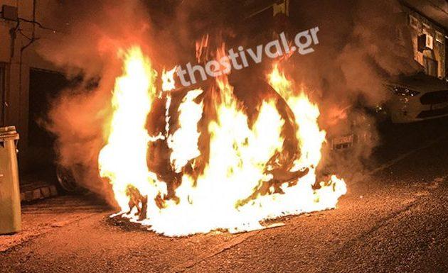 Η Άγκυρα ζητά την άμεση σύλληψη των εμπρηστών του τουρκικού διπλωματικού αυτοκινήτου