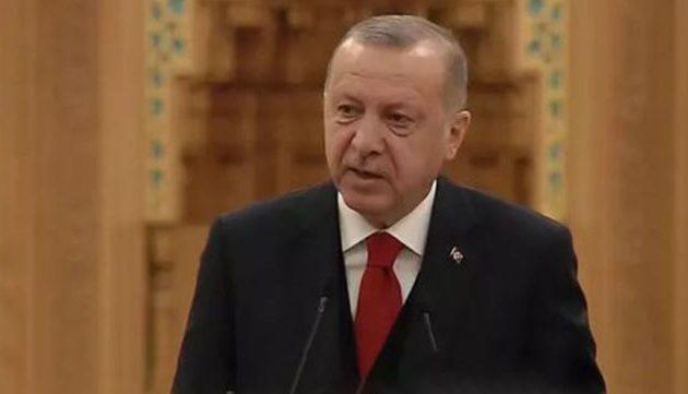 Ο Ερντογάν νομίζει ότι με όλα αυτά που κάνει αποκρούει σχέδιο διαμελισμού της Τουρκίας