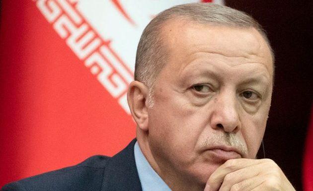 Ο Ερντογάν συνέλαβε 176 στρατιωτικούς – Οι έξι χειριστές F-16