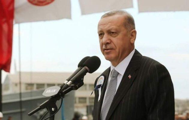 Ερντογάν: Δεν φεύγουμε από την Λιβύη μέχρι να διασφαλίσουμε τα τουρκικά συμφέροντα (βίντεο)
