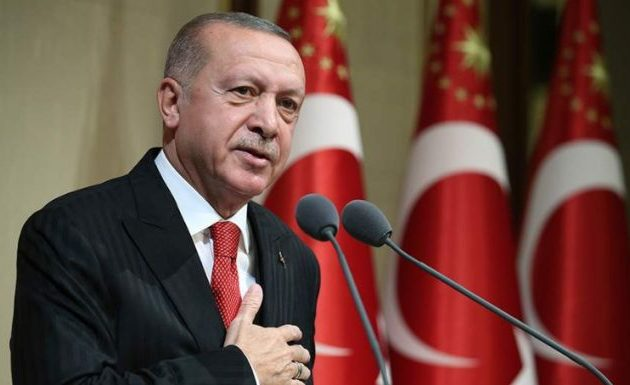Αρέφ Άλι Νάγιεντ: Ο Ερντογάν θέλει να ανακτήσει όλες τις οθωμανικές κτήσεις πριν τον Α΄ Παγκόσμιο Πόλεμο