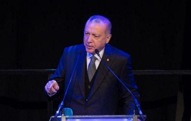 Ερντογάν: Η ισχυρή Τουρκία με ισχυρό στόλο προστατεύει τα δικαιώματά της σε Αιγαίο, Μαύρη Θάλασσα και Αν. Μεσόγειο