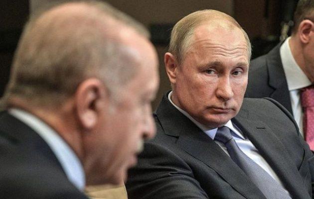 Ο Πούτιν με τον Ερντογάν στην Κωνσταντινούπολη – Η φιέστα του αγωγού και τα θέματά τους