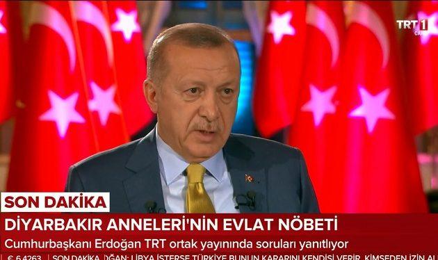 Ερντογάν: Διεθνές σκάνδαλο η απέλαση του Λίβυου Πρέσβη – Η Ελλάδα θα πληρώσει το τίμημα