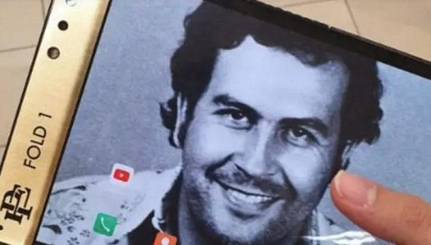 Η οικογένεια του Εσκομπάρ λανσάρει κινητό – «Είμαστε ένας νέος Στιβ Τζομπς»