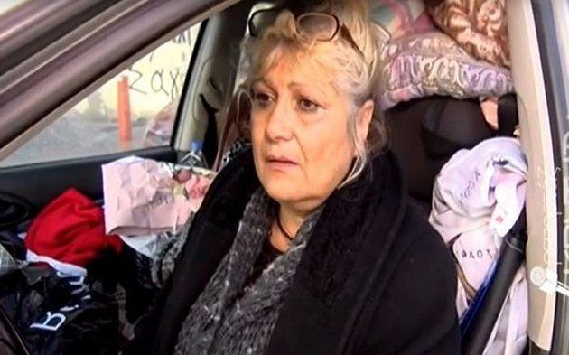 Γυναίκα στην Κρήτη ζει δύο χρόνια σε αυτοκίνητο (βίντεο)