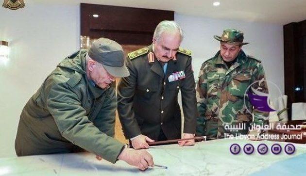 Ο στρατάρχης Χαφτάρ έδωσε τελικές εντολές για επίθεση στην Τρίπολη