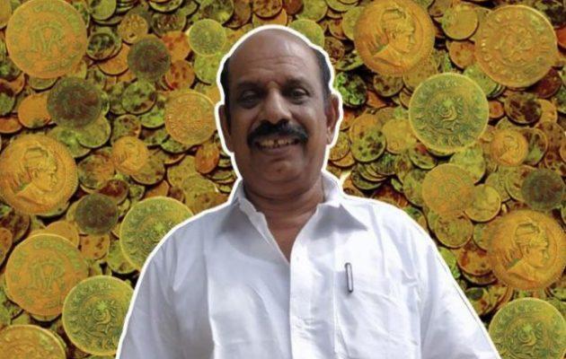 Τυχερός Ινδός: Πρώτα κέρδισε το λαχείο και μετά βρήκε θησαυρό σε χωράφι
