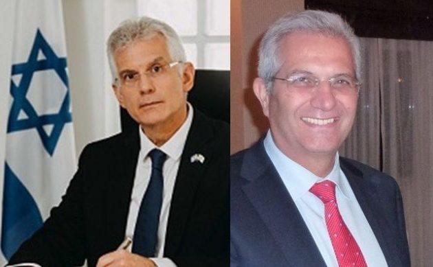 Ο Άντρος Κυπριανού έκανε έξαλλο τον Πρέσβη του Ισραήλ – Έχετε κι άλλους έξυπνους στην Κύπρο;