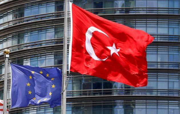 Ευρωπαϊκό ψήφισμα-ράπισμα για την Τουρκία