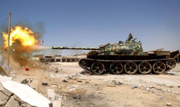 Ο στρατάρχης Χαφτάρ σφυροκοπά τους φιλότουρκους τζιχαντιστές στην Τρίπολη