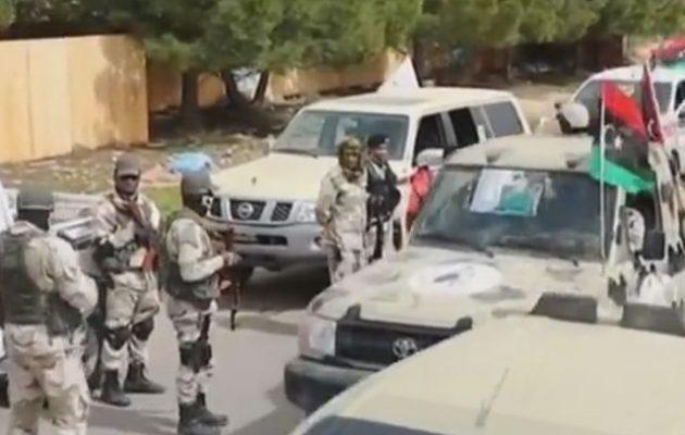 Παραστρατιωτικοί της Τρίπολης παραδόθηκαν στον Χαφτάρ ζητώντας αμνηστία