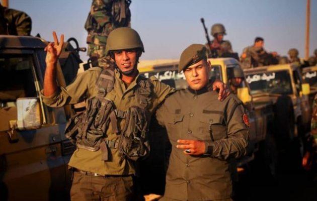 Ο Λιβυκός Εθνικός Στρατός (LNA) προωθείται στην Τρίπολη – Μάχες μέσα στην πρωτεύουσα