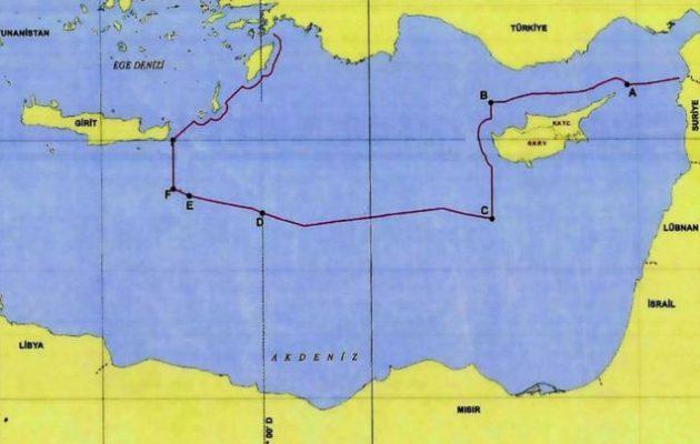 Η Άγκυρα κατέθεσε στον ΟΗΕ συντεταγμένες της «συμφωνίας» με την Τρίπολη