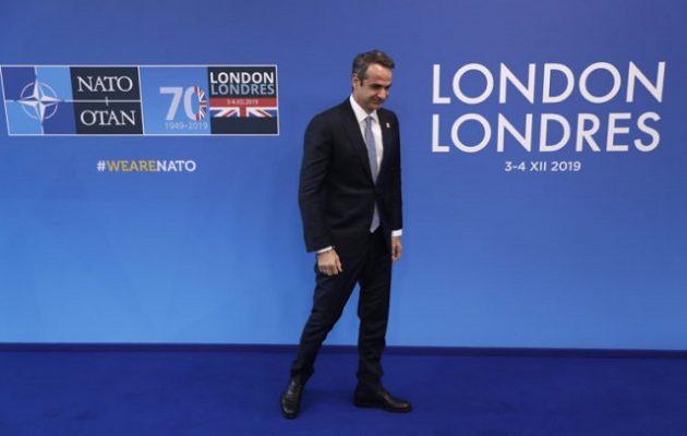 Τι συζήτησε ο Μητσοτάκης με τον Τριντό στο Λονδίνο