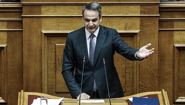 ΣΥΡΙΖΑ: Πάει πολύ ο Μητσοτάκης να μας κάνει μαθήματα στα εθνικά θέματα