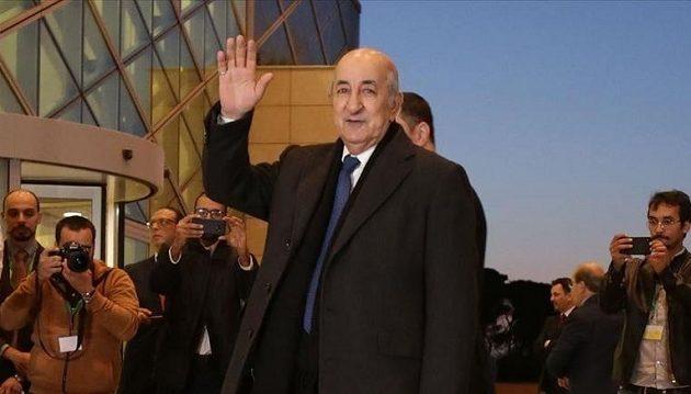 Ένας 74χρονος εξελέγη νέος πρόεδρος της Αλγερίας