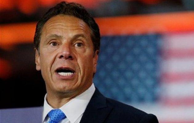 Κυβερνήτης Νέας Υόρκης: Ο Τραμπ «διευκολύνει» τον κορωνοϊό – Κατασκευάζει γεγονότα