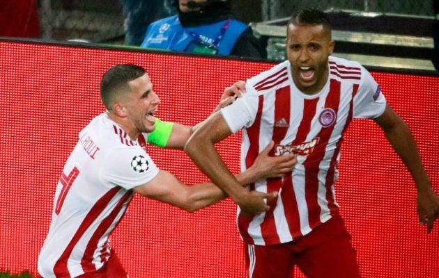 Στους «32» του Europa League ο Ολυμπιακός – Νίκησε 1-0 τον Ερυθρό Αστέρα
