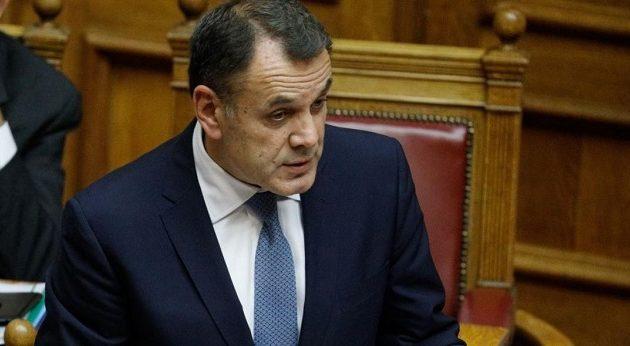 Τα «μάζεψε» τα χουντικά ο Παναγιωτόπουλος: Η Αστυνομία εγγυάται την εσωτερική ασφάλεια της χώρας