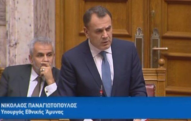 Ο Παναγιωτόπουλος προανήγγειλε πραξικόπημα; Θα βγάλει τανκς στους δρόμους;