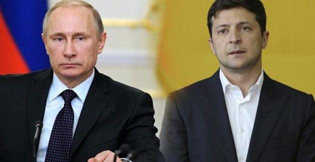 Ο Ουκρανός πρόεδρος είπε «μα@@@α» τον Πούτιν (βίντεο)