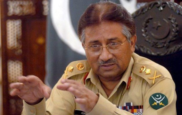 Σε θάνατο για εσχάτη προδοσία καταδικάστηκε πρώην πρόεδρος του Πακιστάν