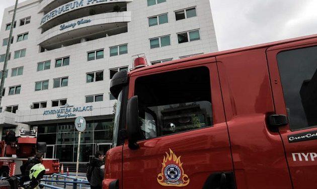 Εμπρησμό δείχνουν τα στοιχεία για την πυρκαγιά στο ξενοδοχείο της λεωφόρου Συγγρού
