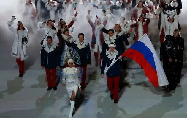Η Ρωσία αποκλείστηκε από τους Χειμερινούς Ολυμπιακούς Αγώνες του 2020 και του 2022