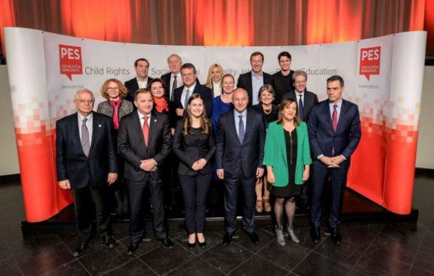 Οι Ευρωπαίοι Σοσιαλιστές υιοθέτησαν την πρόταση Τσίπρα για περαιτέρω κυρώσεις στην Τουρκία