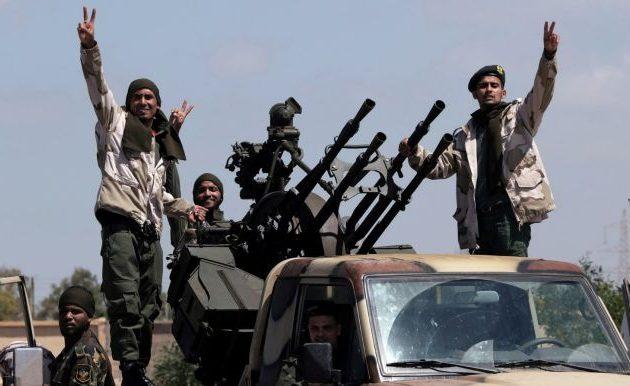ΗΠΑ: Να αποσυρθούν άμεσα οι Σύροι τζιχαντιστές και οι Ρώσοι μισθοφόροι από τη Λιβύη