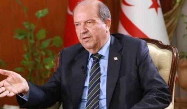 Ο ψευδοπρωθυπουργός στα Κατεχόμενα λέει ότι Ελλάδα και Κύπρος έχουν απέναντί τους μια «μεγάλη Τουρκία»