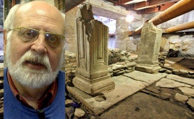 Πάολο Οντορίκο: Βρήκατε μια βυζαντινή Πομπηία στη Θεσσαλονίκη και την κάνετε lego; Τρελαθήκατε;