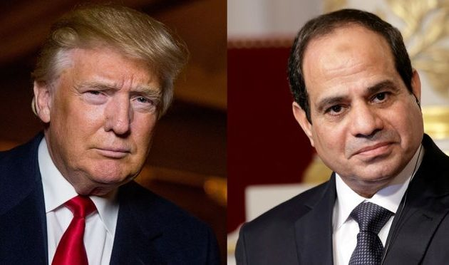 ΗΠΑ και Βρετανία χαιρετίζουν την αιγυπτιακή πρωτοβουλία για ειρήνη στη Λιβύη – Μίλησαν Τραμπ-Σίσι