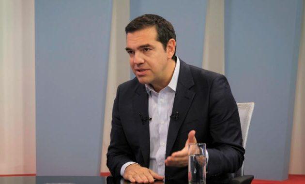 Αλ. Τσίπρας: Εμείς δώσαμε κοινωνικό μέρισμα σε 3,7 εκ. δικαιούχους και ο Μητσοτάκης δίνει σε 200.000