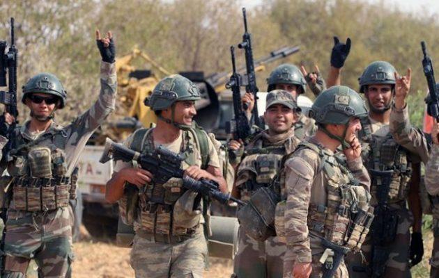 «Ασκέρι» τζιχαντιστών και ημιπαραφρόνων ο τουρκικός στρατός βρίσκεται σε κακά χάλια