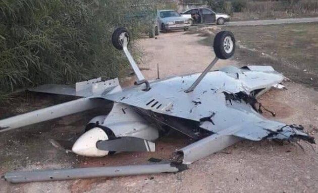 Ο Λιβυκός Εθνικός Στρατός (LNA) κατέρριψε τουρκικό ντρον (φωτο)