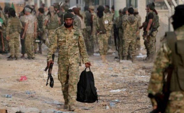 Νέα Σελίδα: Σχέδιο της Τουρκίας για τρίτο τουρκικό προτεκτοράτο στη Λιβύη – Οι μισθοφόροι της SADAT