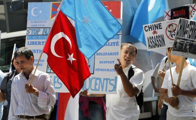 Ψήφισμα της αμερικανικής Βουλής υπέρ των Ουιγούρων Τούρκων της Κίνας