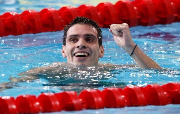 Εξωπραγματικός Βαζαίος: Πρωταθλητής Ευρώπης στα 200μ. πεταλούδα – Χάλκινος στα 100μ.