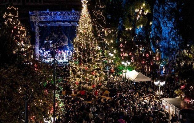 Στην πλατεία Συντάγματος η πρωτοχρονιάτικη γιορτή για το 2020 – Ποιοι καλλιτέχνες συμμετέχουν